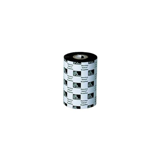 Zebra 2300 Wax - 1 - sort - farvebånd refill (termisk overføring)