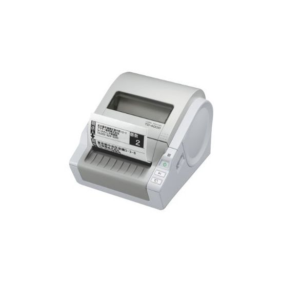 Brother TD-4000 - etiketprinter - monokrom - direkt termisk