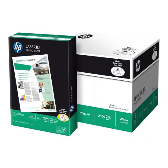 HP - almindeligt papir - 500 ark