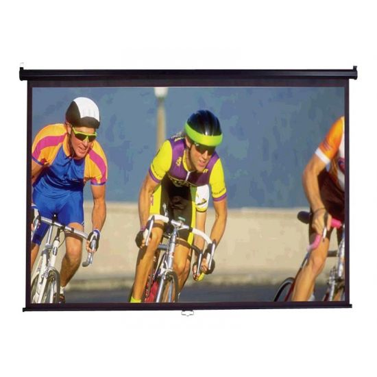 Elite Screens Manual Series M100UWH - projektionsskærm - 100 tommer ( 254 cm )