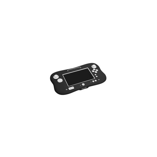 Mad Catz Wii U Grip and Guard Black