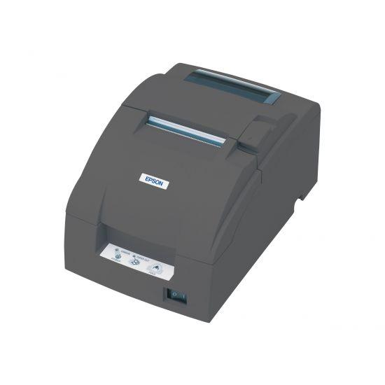Epson TM U220PD - kvitteringsprinter - to-farvet (monokrom) - dot-matrix