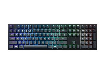 Cooler Master Masterkeys Pro L RGB (Brown)