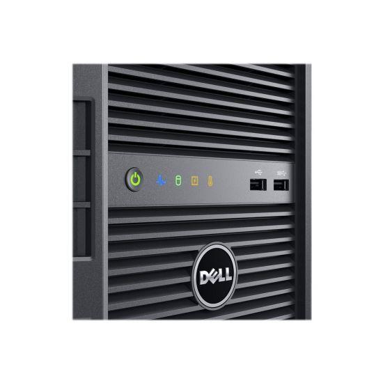 Dell PowerEdge T130 - MT - Xeon E3-1220V6 3 GHz - 8 GB - 1 TB