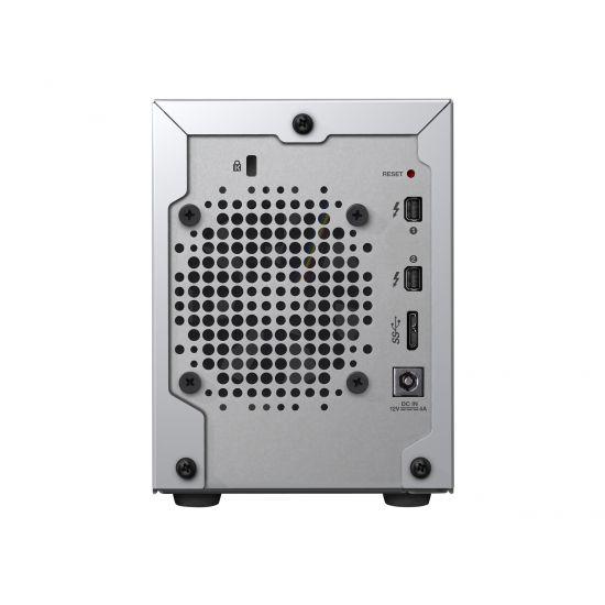 WD My Book Pro WDBDTB0080JSL - harddisk-array