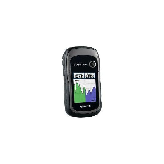 Garmin eTrex 30x - GPS/GLONASS navigator