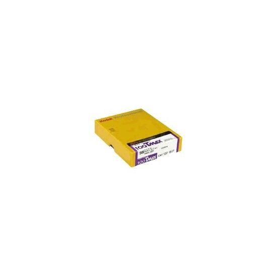 "Kodak Professional T-Max 100 - s/h film - 4 x 5"" - ISO 100 - 50 ark"