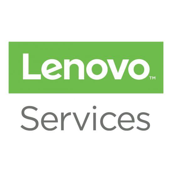 Lenovo On-Site - support opgradering - 3 år - on-site