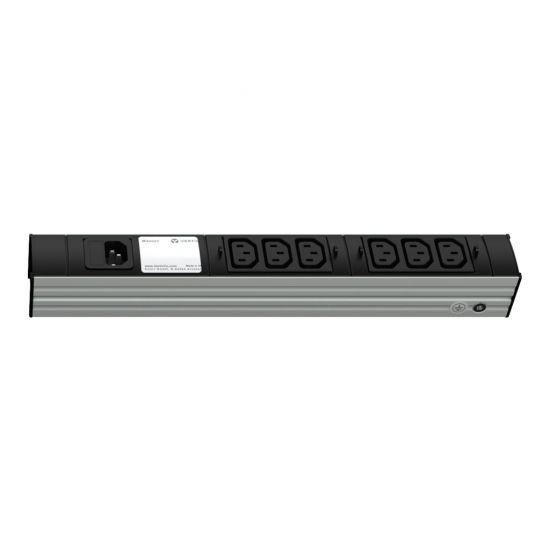 Knürr DI-STRIP Euro Plug System - strømfordelingsenhed