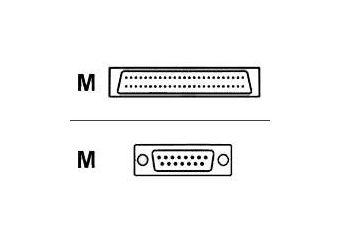 Cisco X.21-kabel
