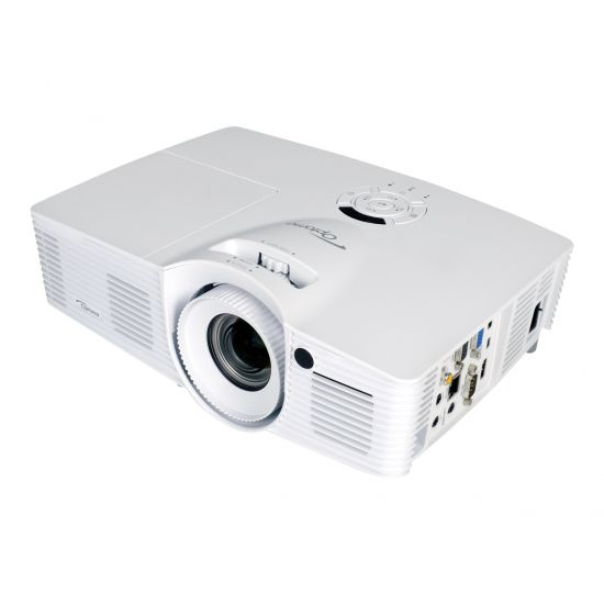 Optoma DU400 - DLP-projektor - bærbar - 3D