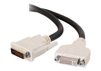 C2G DVI forlængerkabel