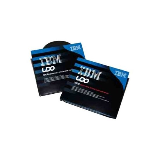 IBM - UDO engangsskrivning x 1 - 30 GB - lagringsmedie