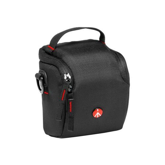Manfrotto Essential Camera Holster XS - bæretaske til kamera med objektiver og tilbehør