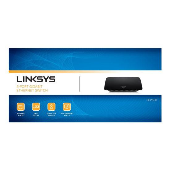 Linksys SE2500