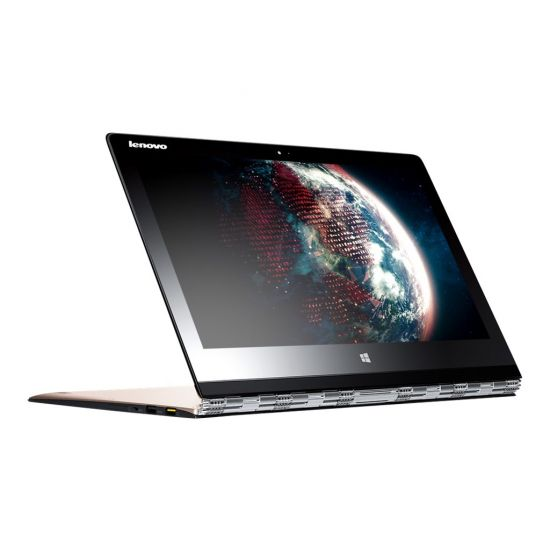 Lenovo Yoga 3 Pro 80HE - 8GB Intel® Core™ 5Y70 processor 13.3´´ QHD+ Gylden