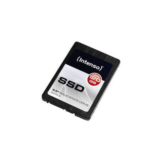 Intenso SSD - 120 GB - High Performance - SATA 6Gb/s