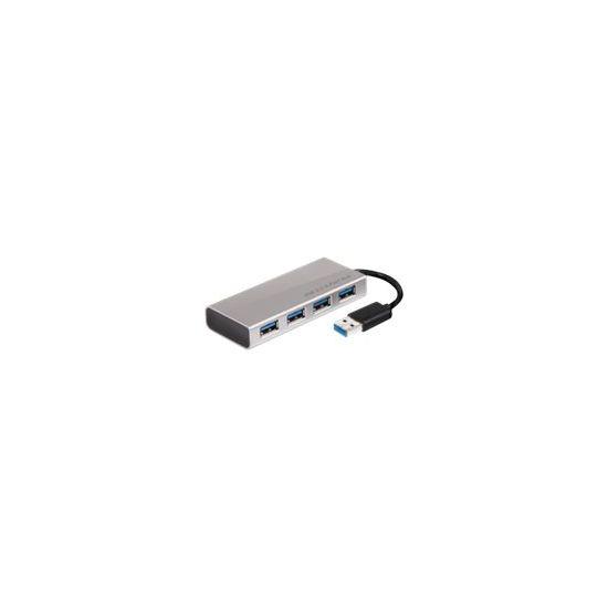 Club 3D SenseVision CSV-1431 - hub - 4 porte