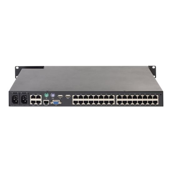 APC KVM 2G Enterprise Digital/IP - KVM / USB switch - 32 porte - monterbar på stativ