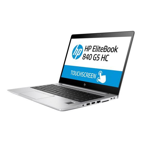 "HP EliteBook 840 G5 - Intel Core i5 (8. Gen) 8250U / 1.6 GHz - 8 GB DDR4 - 256 GB SSD - (M.2 2280) PCIe - NVM Express (NVMe), HP Value - Intel UHD Graphics 620 - 14"" IPS"