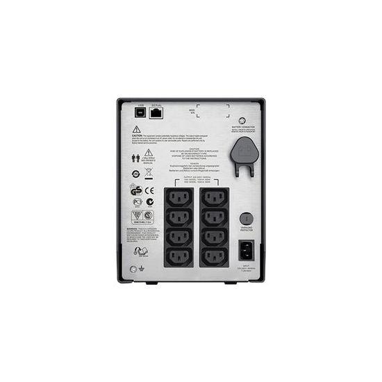 APC Smart-UPS C 1500VA LCD - UPS - 980 Watt - 1500 VA