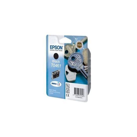 Epson T0461 - størrelse M - sort - original - blækpatron