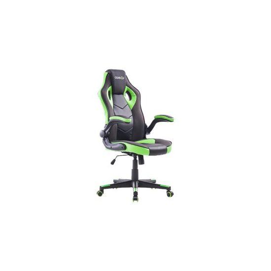 Gear4U Gambit Gamer stol Sort/Grøn