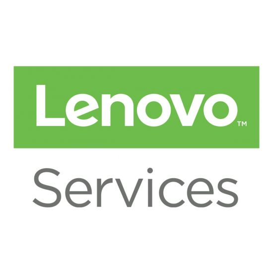 Lenovo ePac On-site Repair - support opgradering - 5 år - on-site