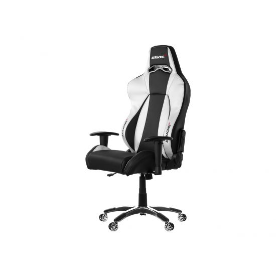 AKRACING Premium V2 Gaming Chair - sort/sølv