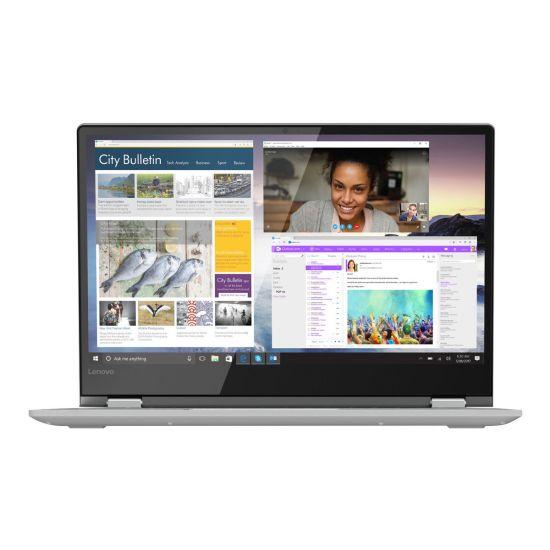 """Lenovo Yoga 530-14IKB 81EK - Intel Core i3 (8. Gen) 8130U / 2.2 GHz - 8GB DDR4 - 256GB SSD - (NVMe) - 14"""" IPS Grå"""