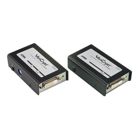 ATEN VanCryst VE600A DVI Extender with Audio - video/audio ekspander