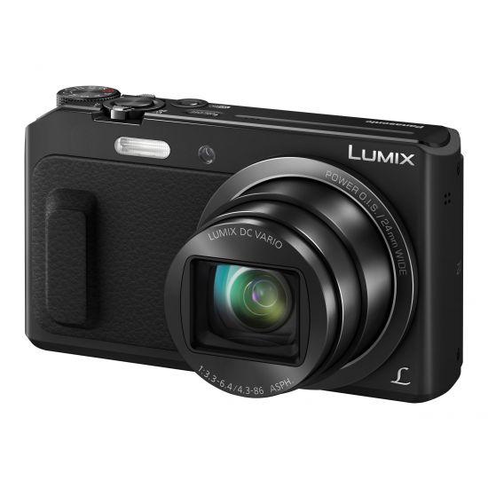 Panasonic Lumix DMC-TZ57 - digitalkamera