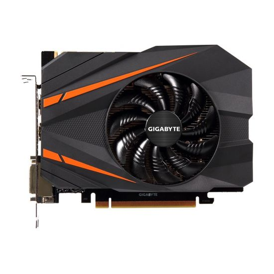 Gigabyte GeForce GTX 1070 Mini ITX OC &#45 NVIDIA GTX1070 &#45 8GB GDDR5 - PCI Express 3.0 x16