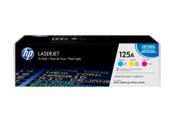 HP 125A Tri-pack