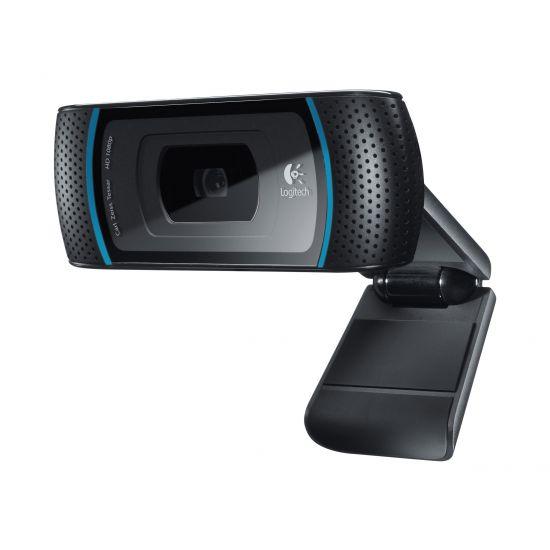 Logitech B910 HD Webcam - webkamera