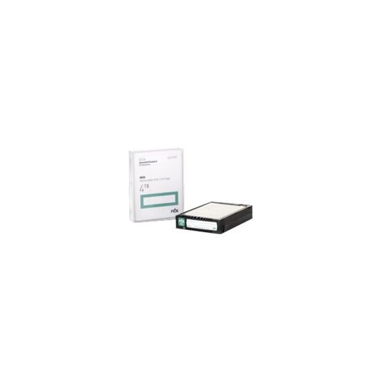HPE - RDX x 1 - 4 TB - lagringsmedie