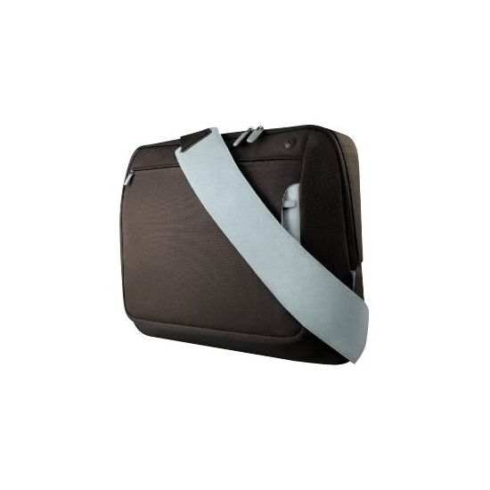 "Belkin Messenger Bag for notebooks up to 17"" - bæretaske til notebook"
