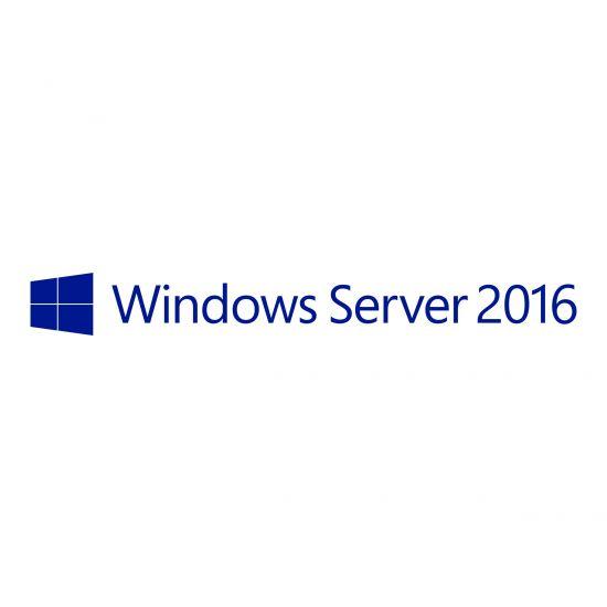 Microsoft Windows Server 2016 Standard (16 kerner)