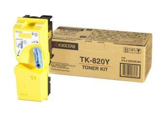 Kyocera TK 820Y