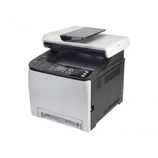 Ricoh SP C252SF - multifunktionsprinter (farve)