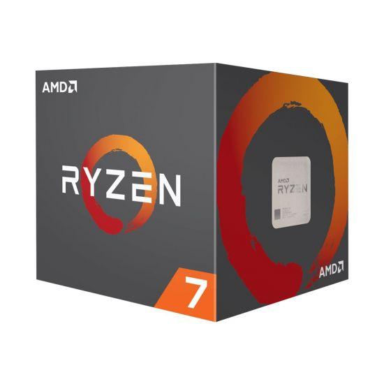 AMD Ryzen 7 2700X / 3.7 GHz Processor - AM4