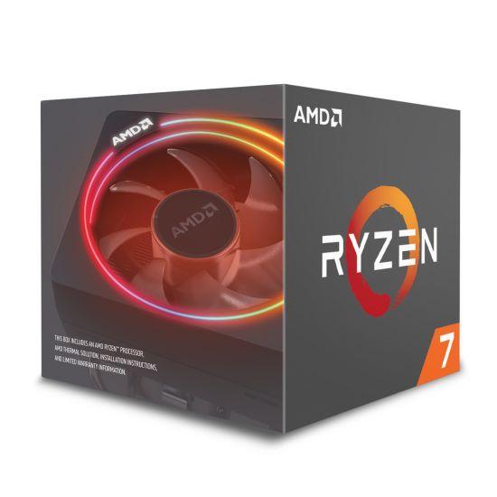 AMD Ryzen 7 2700X / 4.35 GHz Processor