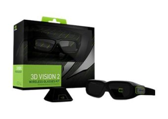 NVIDIA GeForce 3D Vision 2 Wireless Glasses Kit