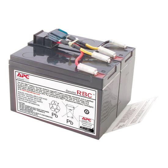 APC Replacement Battery Cartridge #48 - UPS-batteri - Blysyre