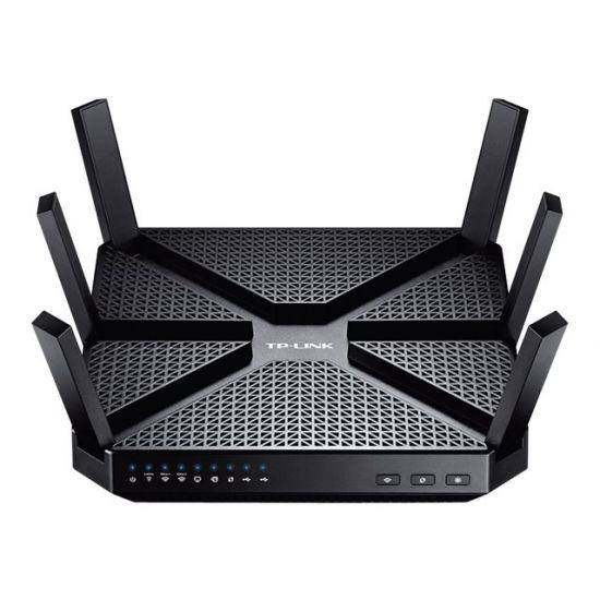 TP-LINK Archer C3200 - trådløs router - 802.11a/b/g/n/ac - desktop
