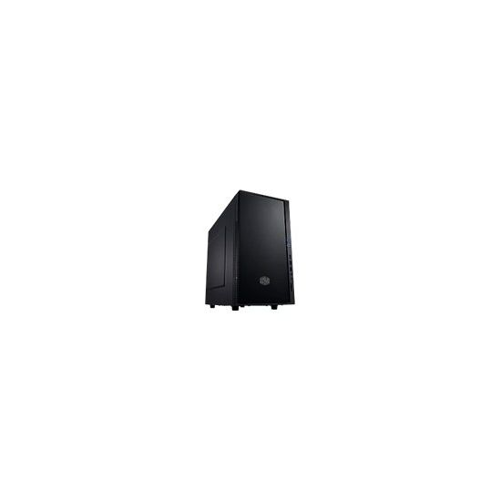 Cooler Master Silencio 352 - micro ATX Midnat sort