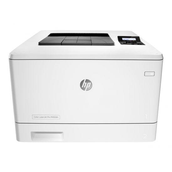 HP Color LaserJet Pro M452dn - printer - farve - laser