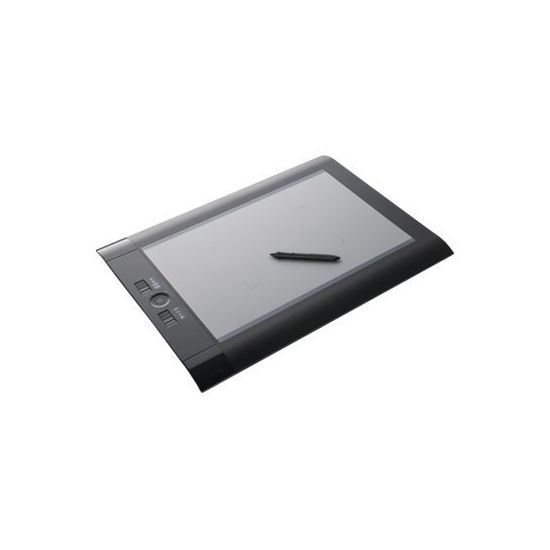 Wacom Intuos4 XL DTP - digitizer - USB - sort