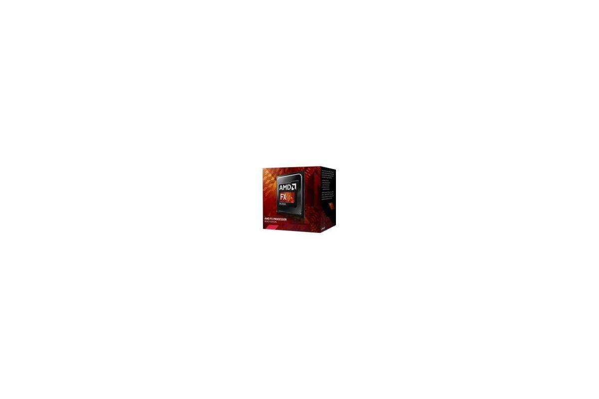 AMD Black Edition AMD FX 8320 / 3.5 GHz Processor