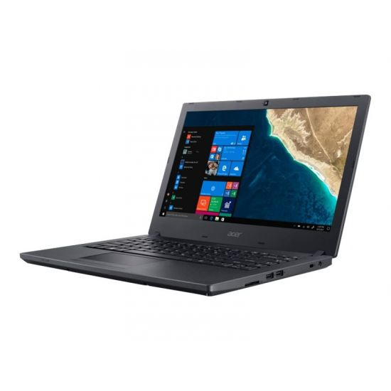 Acer TravelMate MP2410-G2-M-59RD - Intel Core i5 (8. Gen) 8250U / 1.6 GHz - 8 GB DDR4 - 256 GB SSD - (M.2 2280) - Micron - Intel UHD Graphics 620 - 14""